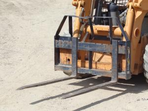 42 Inch Pallet Forks for Skid Steer